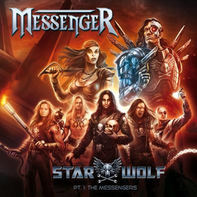 Messenger - Starwolf