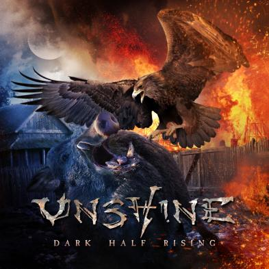 Unshine - Dark Half Rising