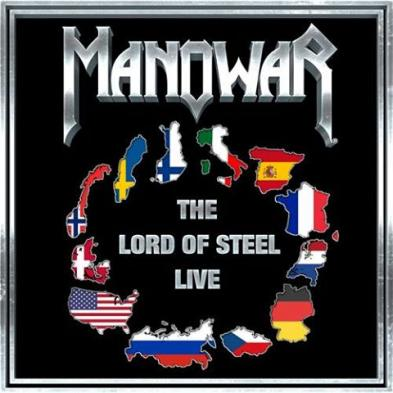 Manowar - The Lord Of Steel Live [ep]