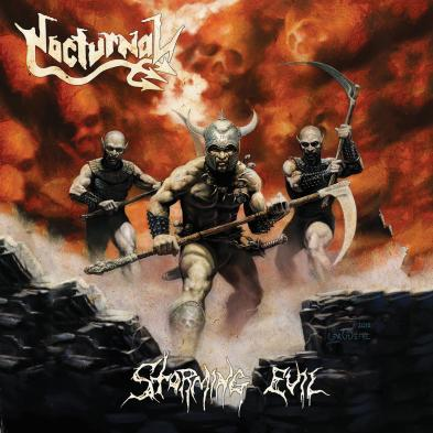 Nocturnal  - Storming Evil