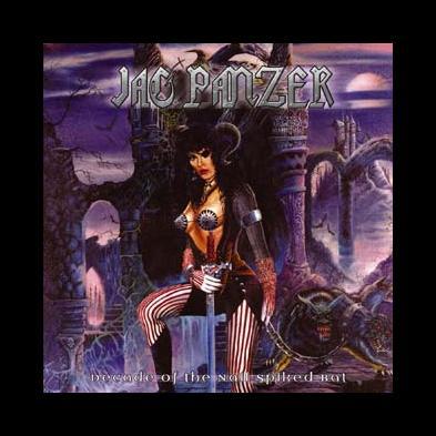 Jag Panzer - Decade Of The Nail-Spiked Bat