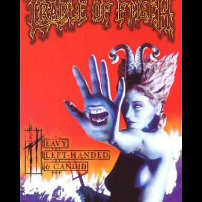 Cradle of Filth - Heavy, Left-handed and Candid