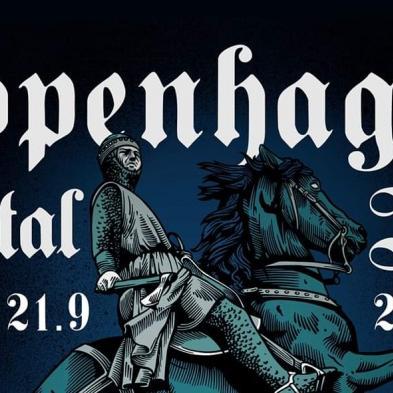 Copenhagen Metal Fest 2019 Reportagen