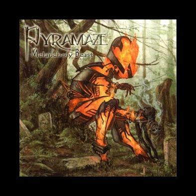 Pyramaze - Melancholy Beast