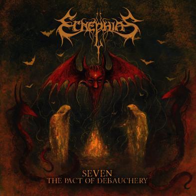 Ecnephias - Seven - The Pact Of Debauchery