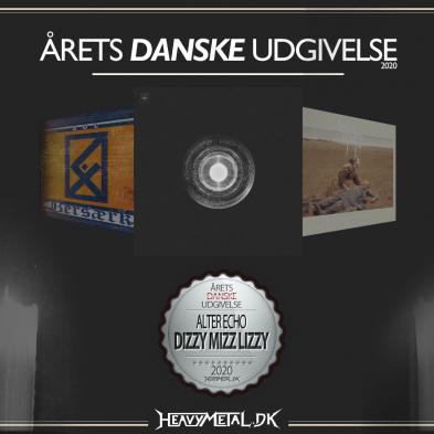 Årets Danske Udgivelse - 2. pladsen