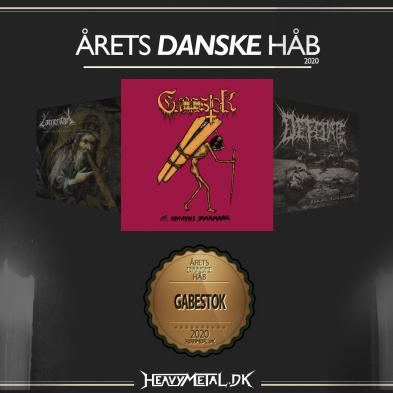Årets Danske Håb - 3. pladsen
