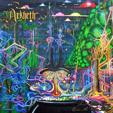 Arkheth - 12 Winter Moons Comes The Witches Brew