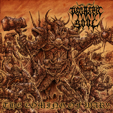 Decrepit Soul - The Coming of War!!