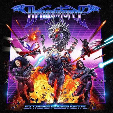 Dragonforce - Extreme Power Metal
