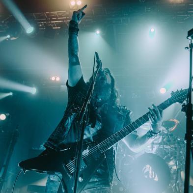 Machine Head - Amager Bio - 9. oktober 2019