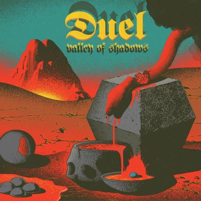 Duel - Valley Of Shadows