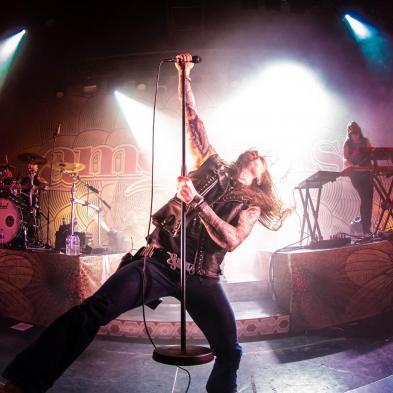 Amorphis og Soilwork - Amager Bio - 14. januar 2019