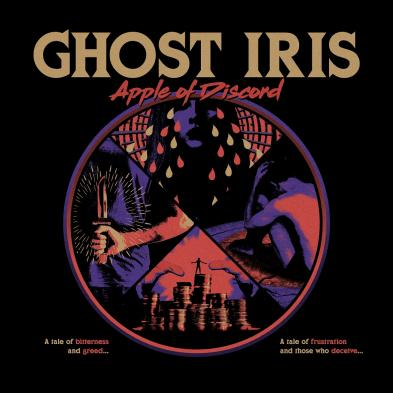 Ghost Iris - Apple Of Discord