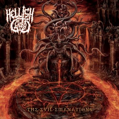 Hellish God - The Evil Emanations