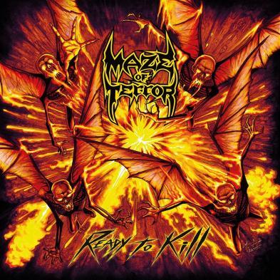 Maze of Terror - Ready to Kill