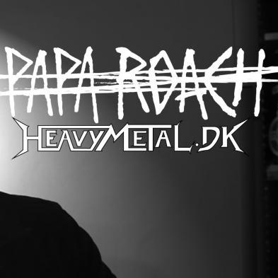 Videointerview med Papa Roach