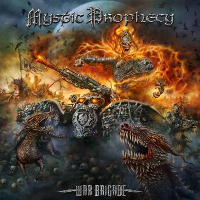 Mystic Prophecy - War Brigade