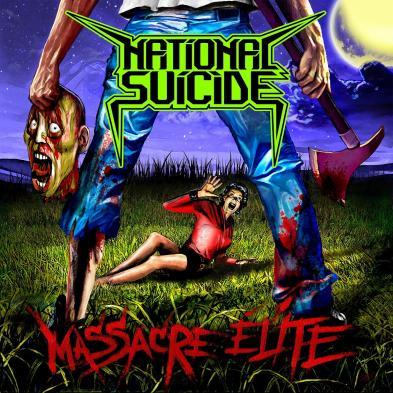 National Suicide - Massacre Elite