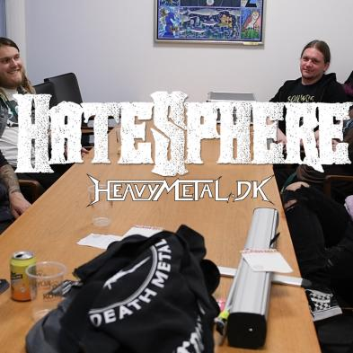 Videointerview med Hatesphere