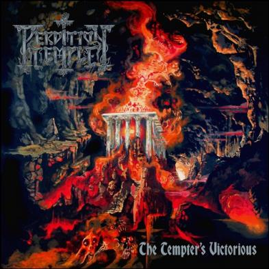 Perdition Temple - The Tempter's Victorious