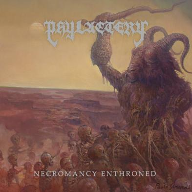 Phylactery - Necromancy Enthroned