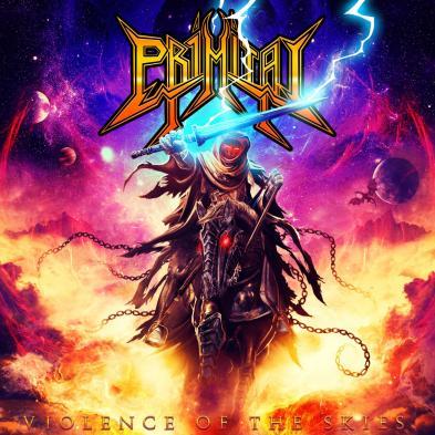 Primitai - Violence of the Skies