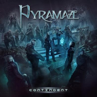 Pyramaze - Contingent