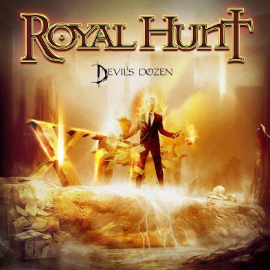 Royal Hunt - XIII - Devil's Dozen