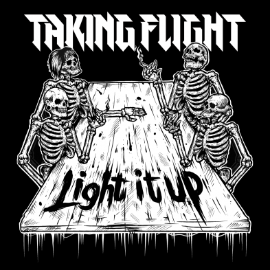 Taking Flight - Light it Up