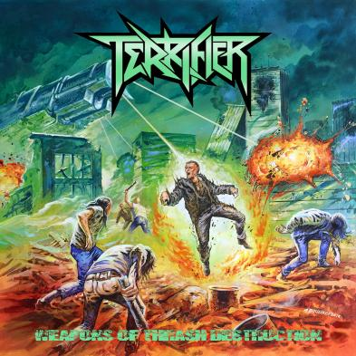 Terrifier - Weapon Of Thrash Destruction