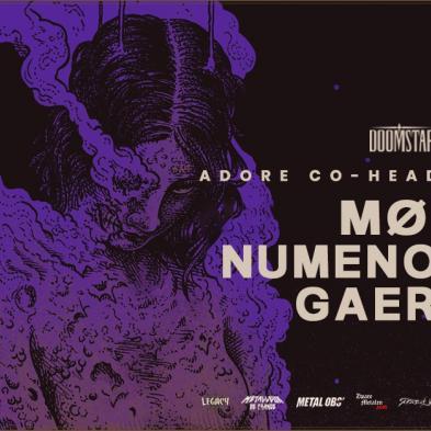 MØL, Numenorean og Gaerea - Stengade - 5. december 2019