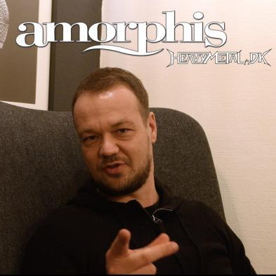 Videointerview med Amorphis