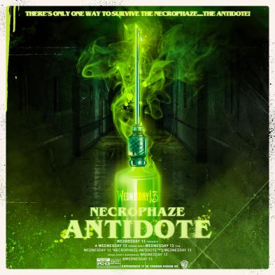 Wednesday 13 - Necrophaze - Antidote