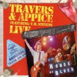 Travers & Appice - Live At The House Of Blues