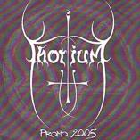 Thorium - Promo 2005