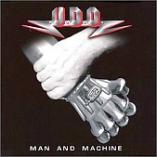 U.D.O. - Man And Machine