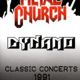 Metal Church - Dynamo Classic Concerts - 1991