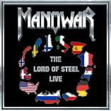 Manowar - The Lord Of Steel Live