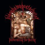 Blasphamagoatachrist - Bastardizing the Purity