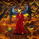 Ligfærd - Den Ildrøde Konge