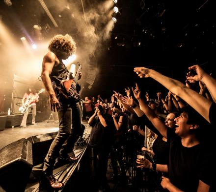Wolfmother - Train - 30. august 2016