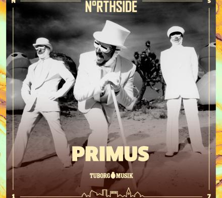Primus - Northside - 9. juni 2017