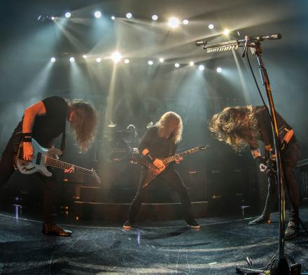 Megadeth - Store Vega - 2. august 2017