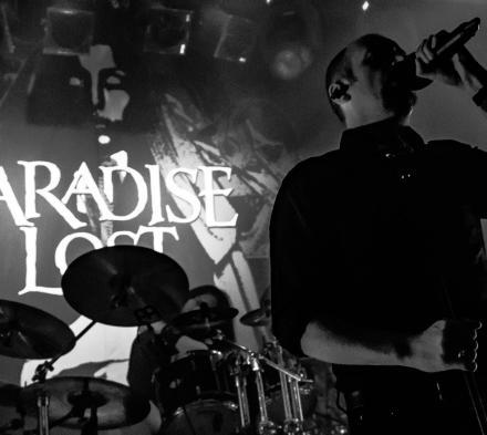 Paradise Lost - VoxHall - 7. oktober 2017