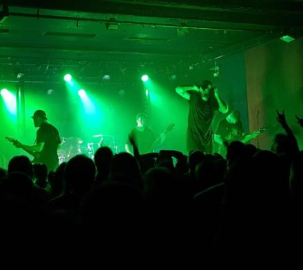 Thy Art Is Murder - Lille Vega - 20. oktober 2017