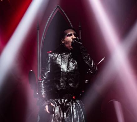 Marilyn Manson - Kulturværftet - 15. november 2017