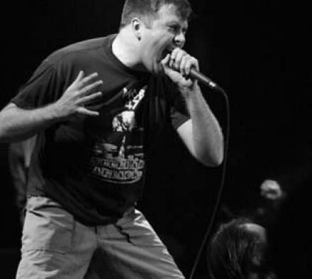 Napalm Death - Gimle - 10. januar 2007