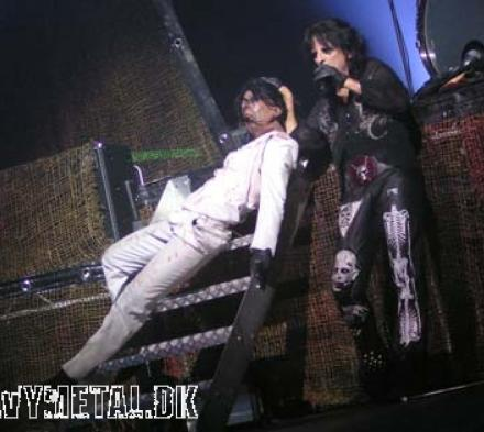 Alice Cooper - Ballerup Super Arena - 29. november 2007