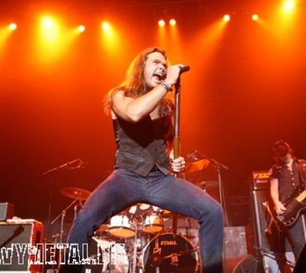 Whitesnake, Oliver Weers - KB Hallen - 19. december 2008